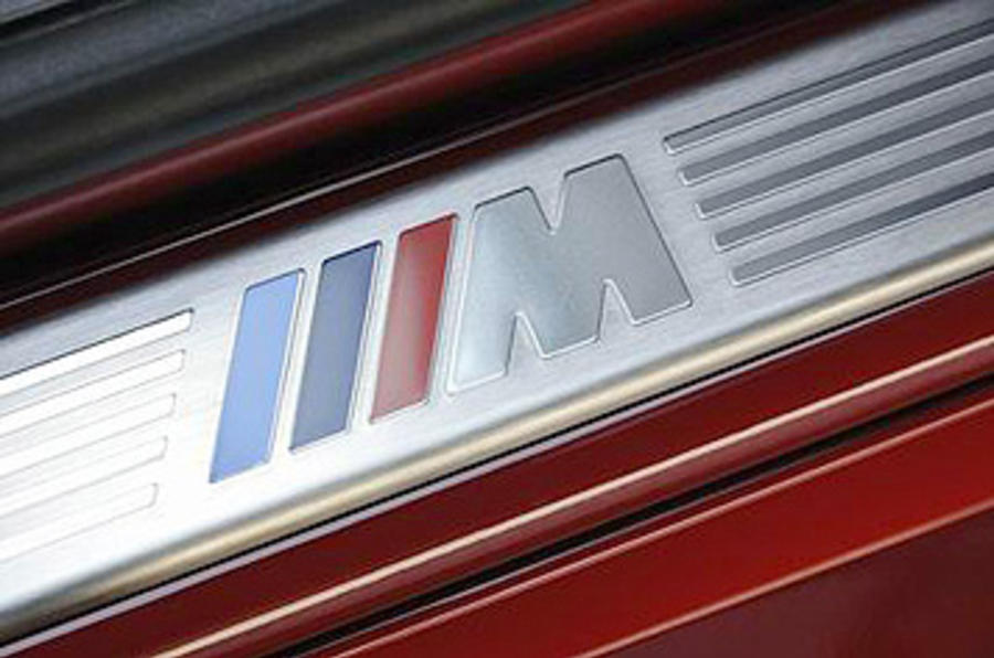 BMW X6 M side sills