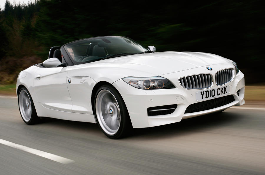 Bmw Z4 Sdrive28i Convertible First Uk Drive