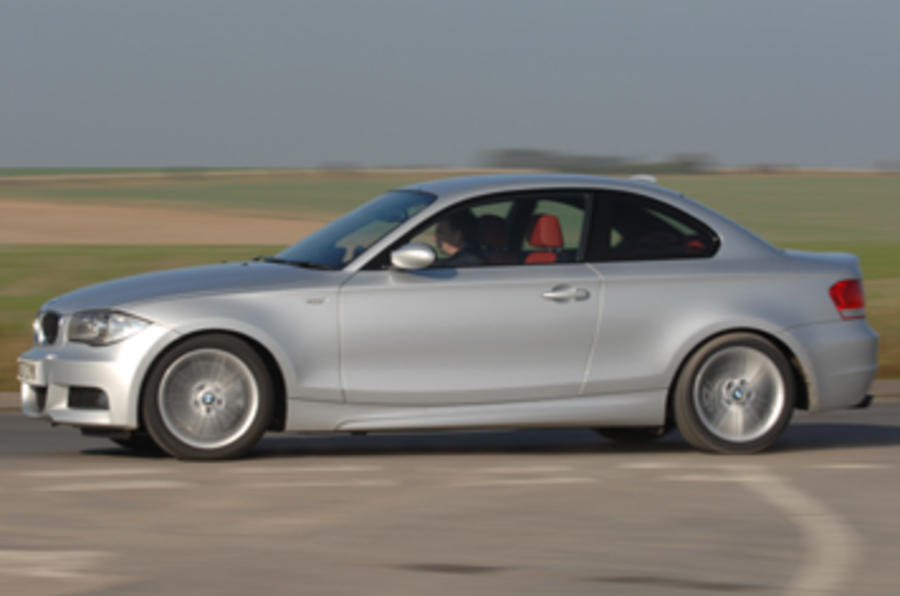 BMW 123d M Sport Coupe