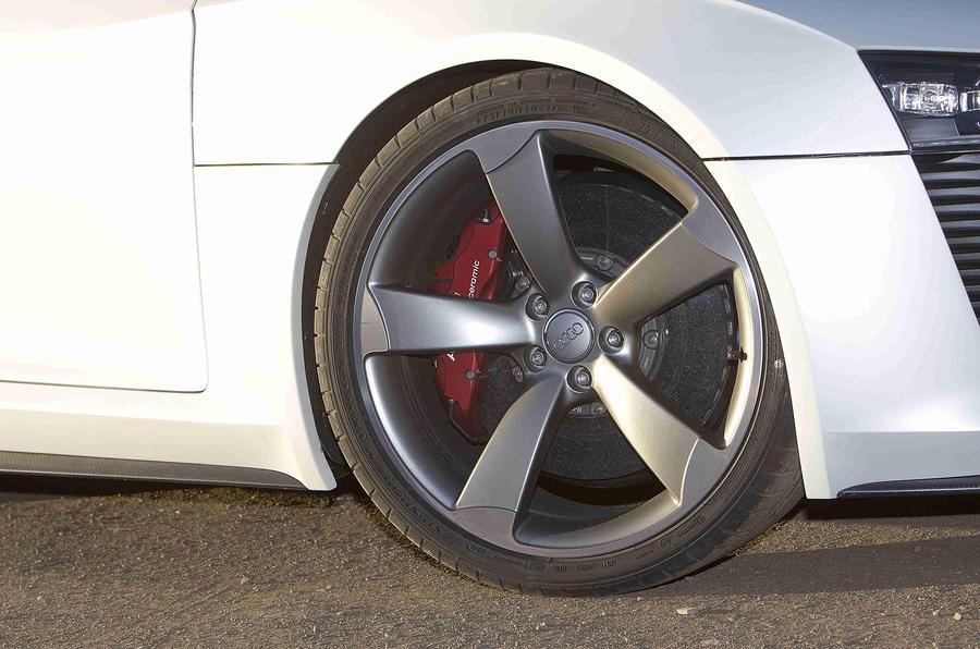 20in Audi Quattro Concept alloys