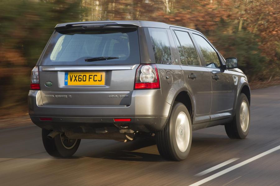 Land Rover Freelander 2.2 eD4 2WD