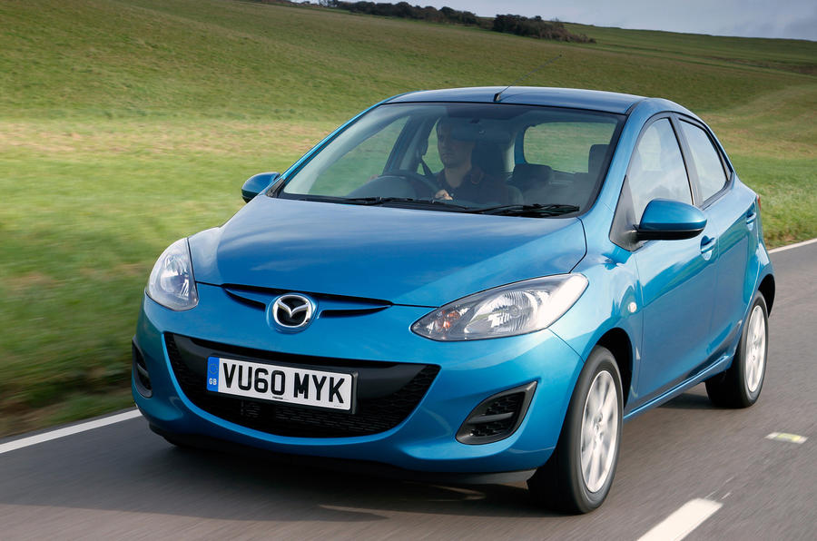 mazda 2 1 5 ts2 auto 2010 uk review autocar. Black Bedroom Furniture Sets. Home Design Ideas