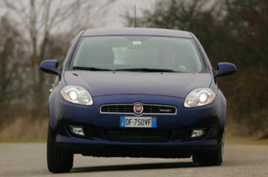 Fiat Bravo 1.9 Multijet 120