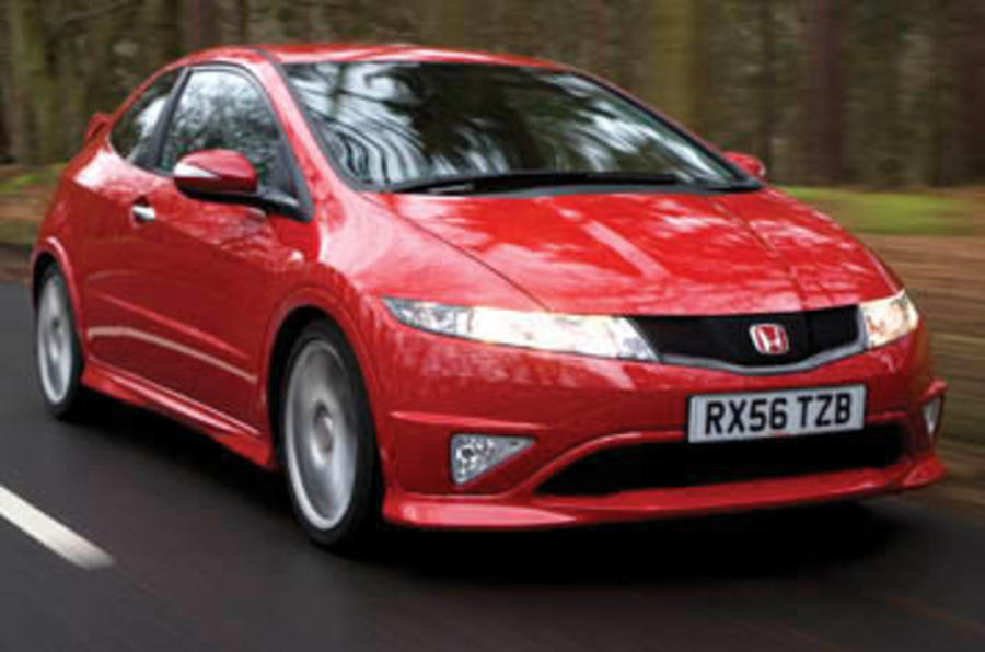 honda civic type r review autocar. Black Bedroom Furniture Sets. Home Design Ideas