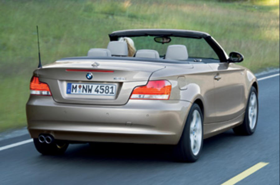 BMW 125i Convertible