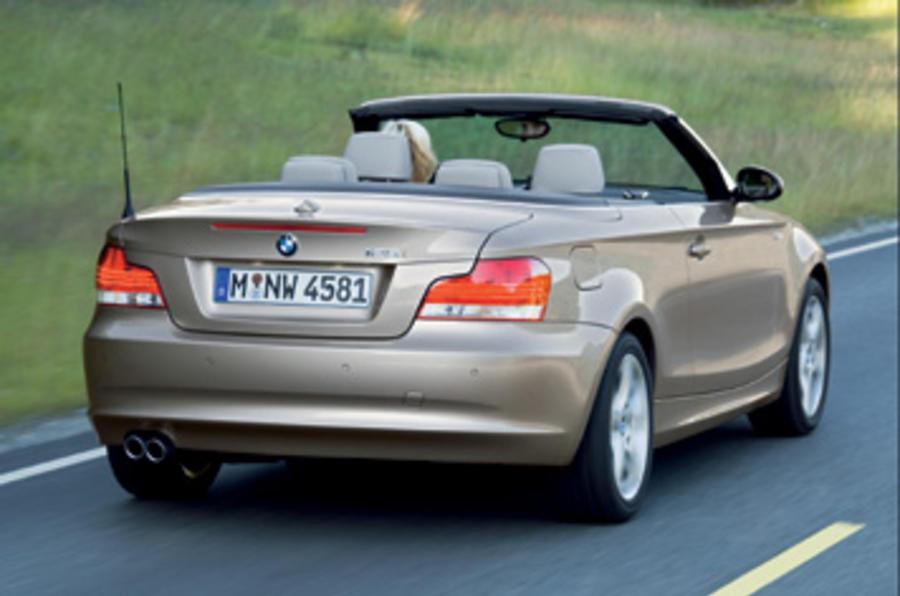BMW 125i Convertible