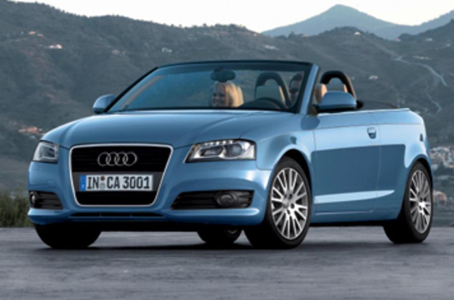 Audi A3 Cabriolet 2.0 TFSI
