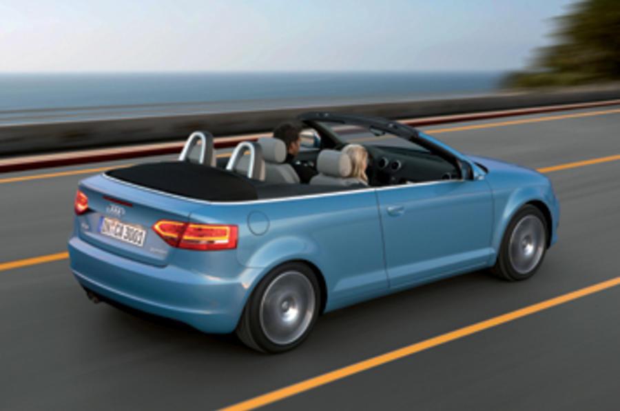 Audi A3 Cabriolet Review Autocar