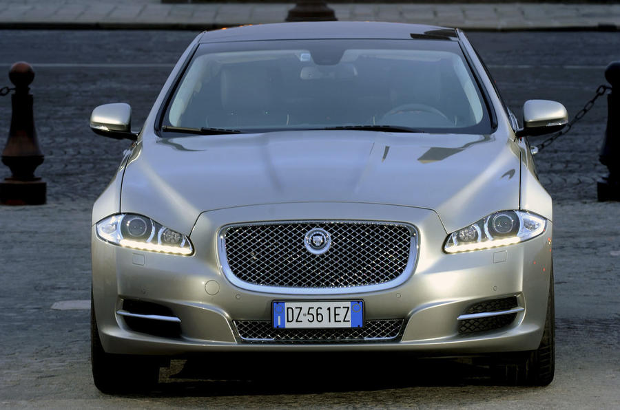 Jaguar XJ 5.0 V8 Supersport front end