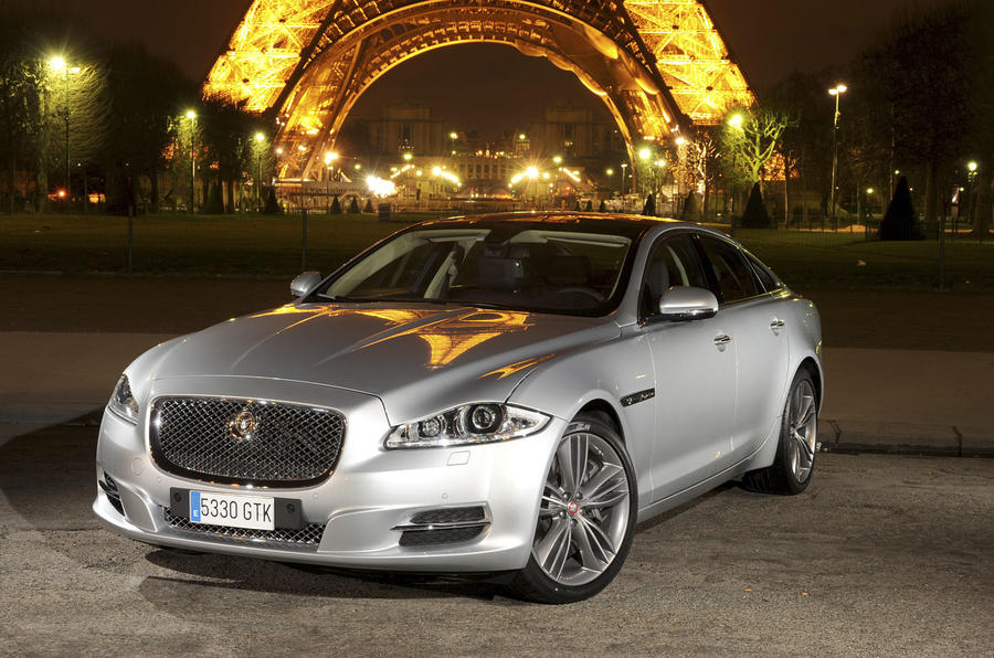 503bhp Jaguar XJ 5.0 V8 Supersport