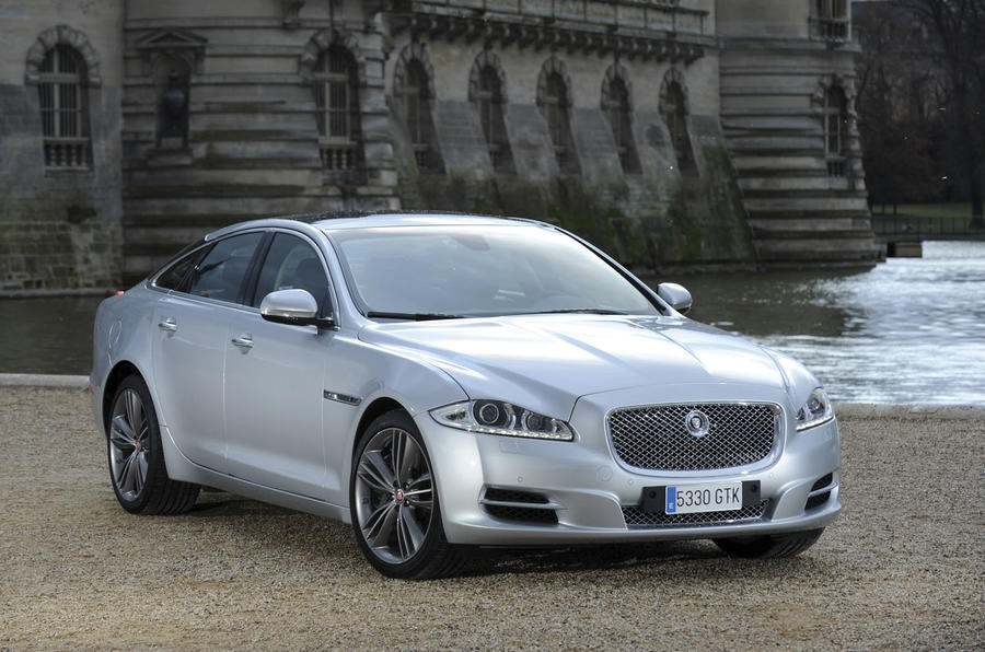Marvelous Jaguar XJ 5.0 V8 Supersport