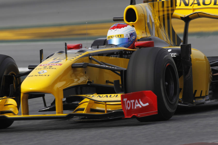 Lada name joins F1