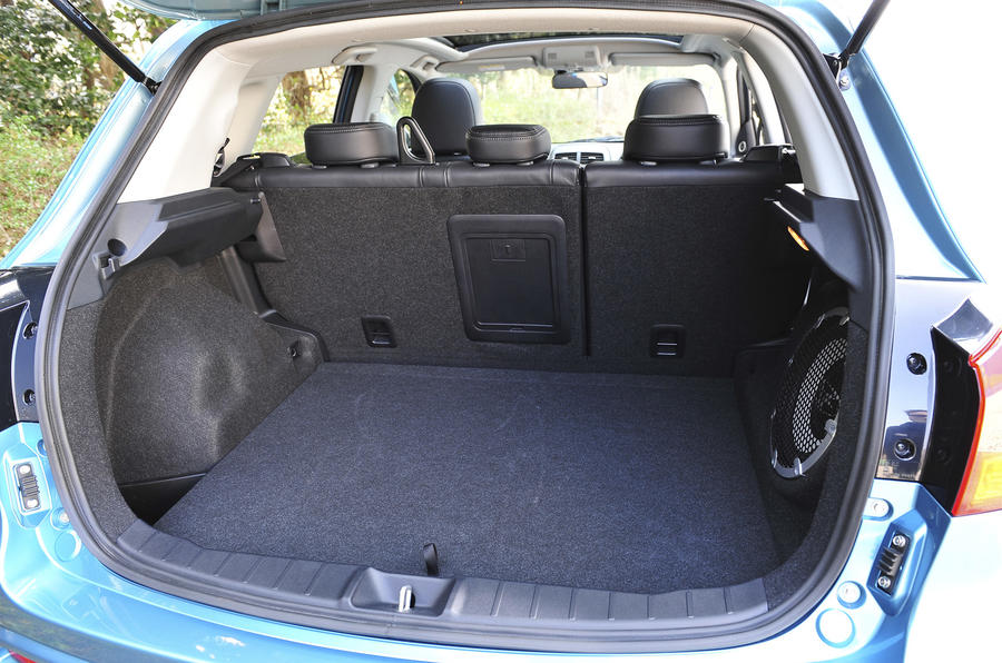 Mitsubishi ASX 1.8 CVT review | Autocar