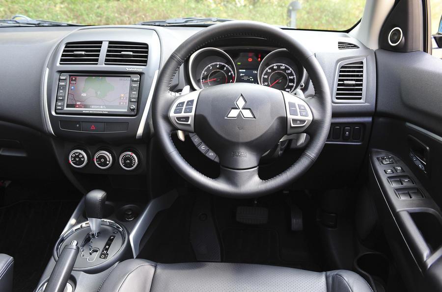 Mitsubishi ASX 1.8 CVT