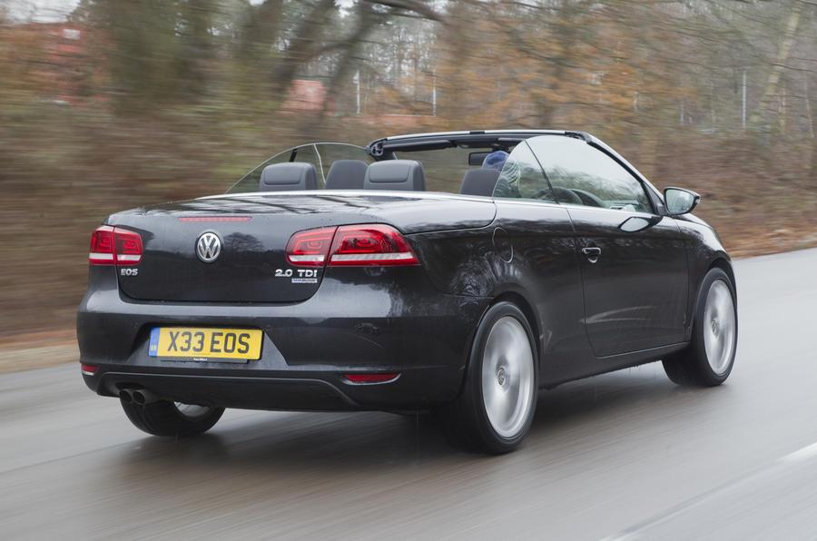 VW Eos 2.0 TDI DSG