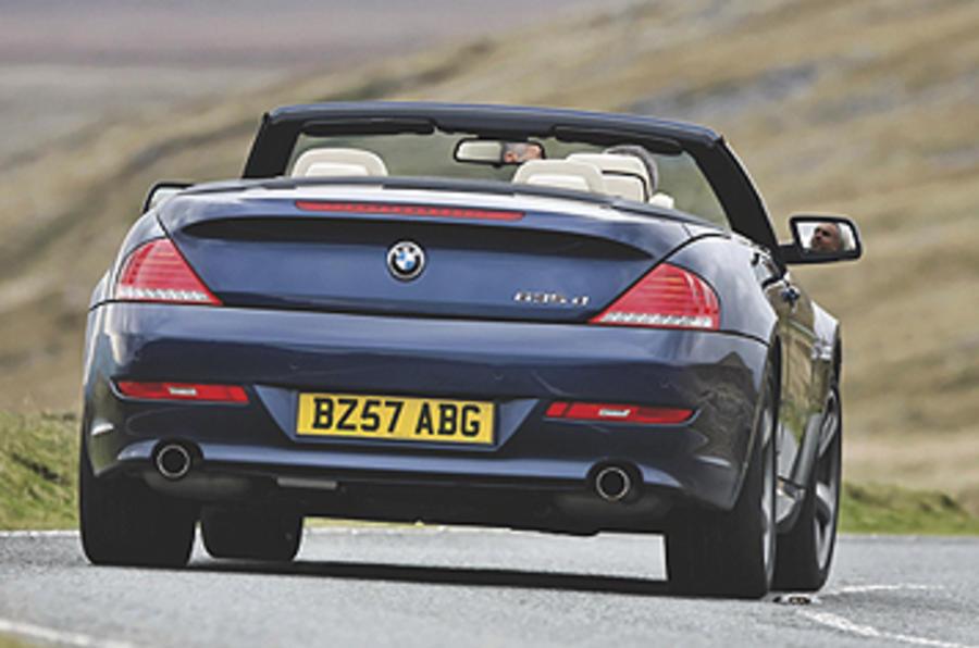 BMW 635d Edition Sport