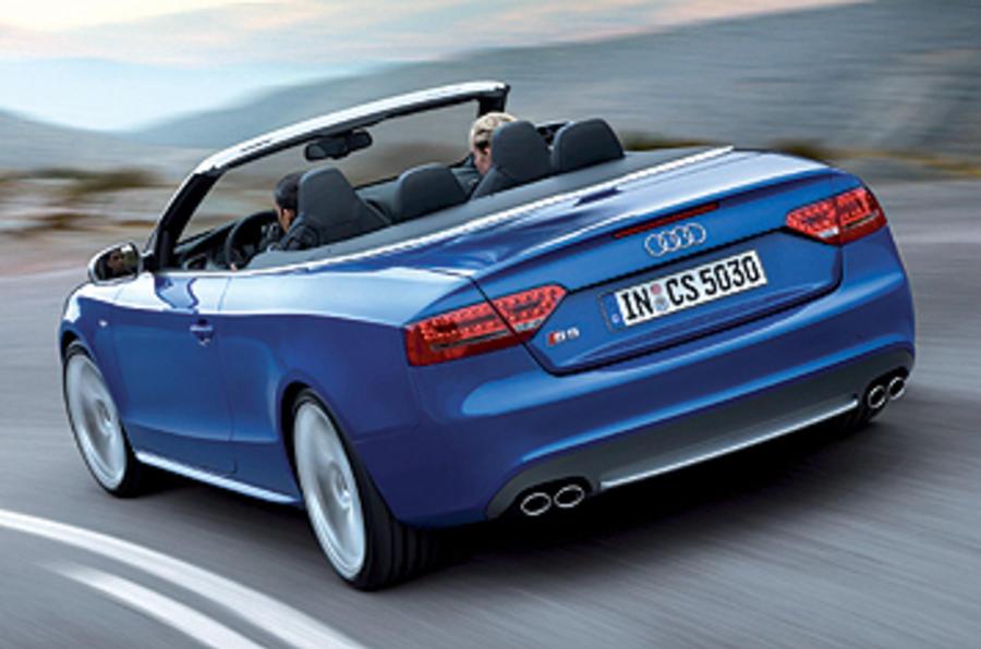 Audi s5 cabriolet review review autocar