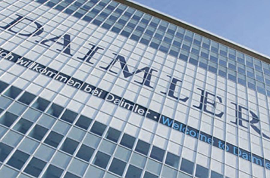 Daimler's new bribery charge