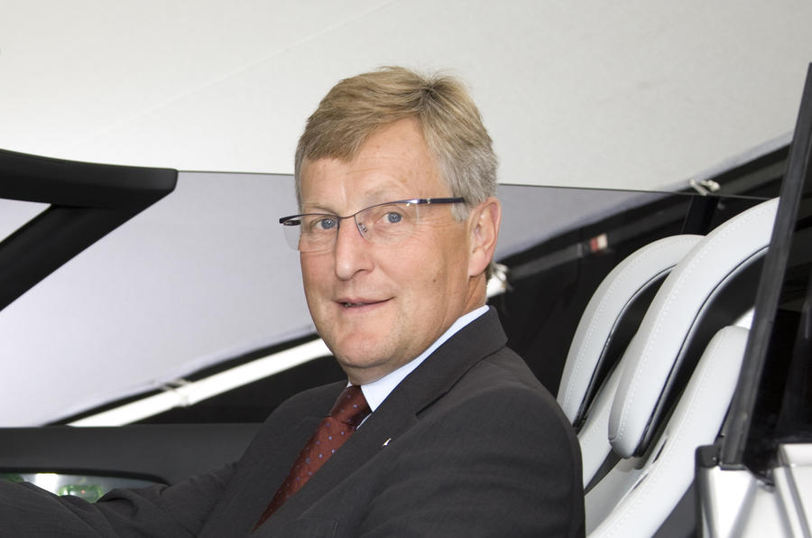 Saab CEO Jonsson to retire