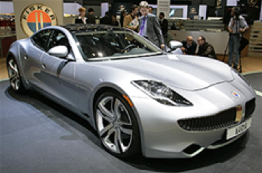 Fisker Karma cleaner than Prius