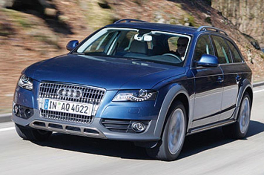 Audi A4 Allroad 3.0 TDI review | Autocar