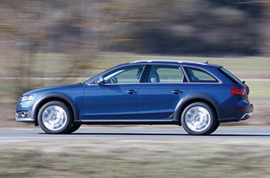 Audi A4 Allroad 3.0 TDI