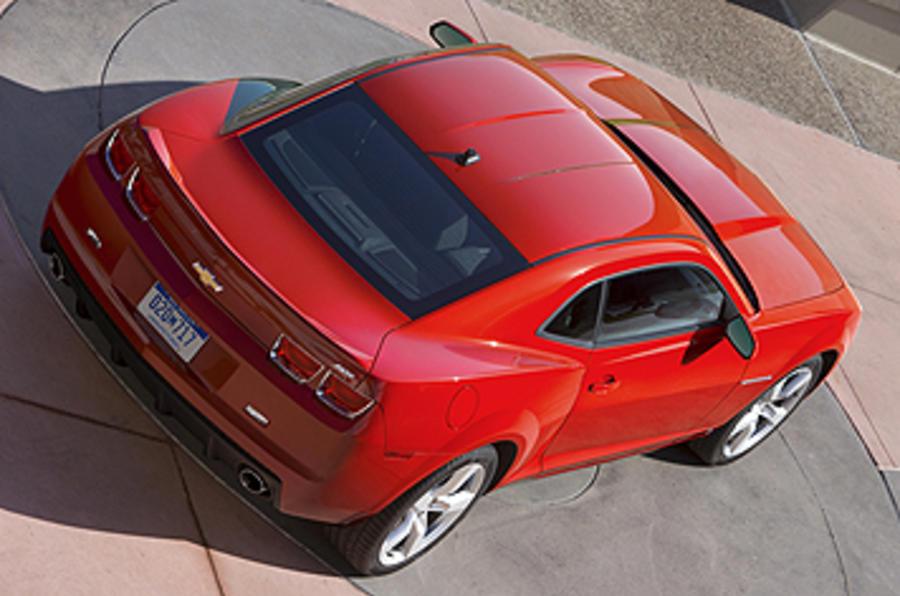 Chevrolet Camaro 6.2 V8