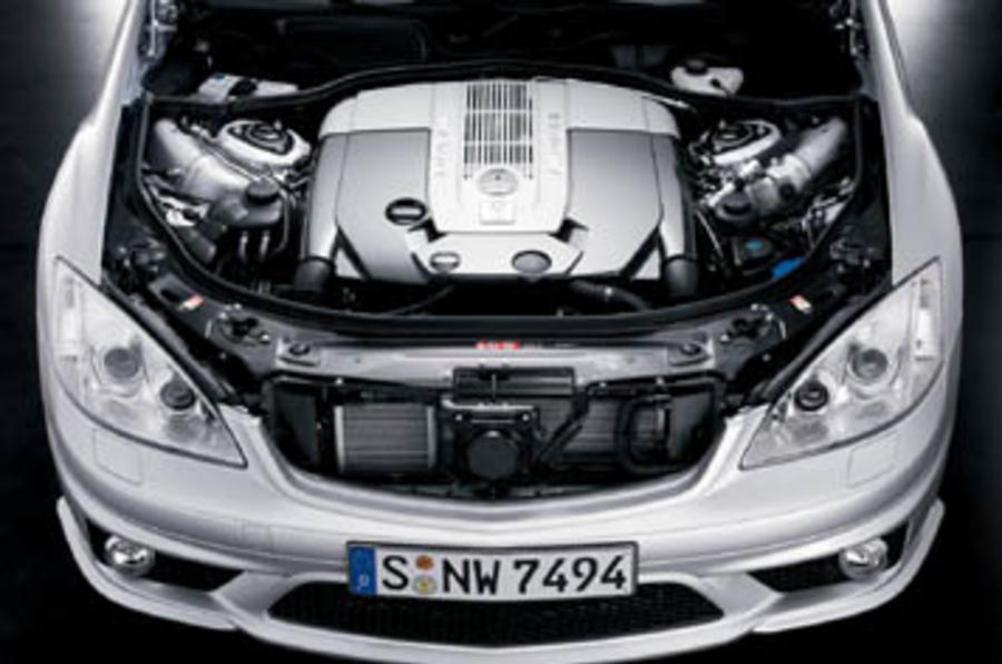 Mercedes-Benz S65L AMG