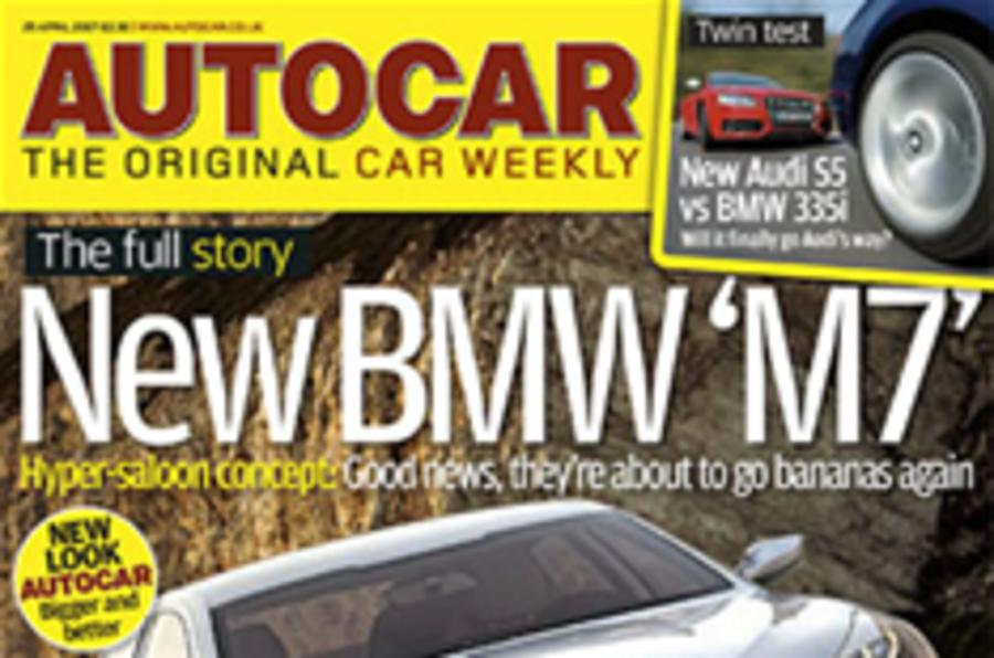 Autocar magazine gets a facelift