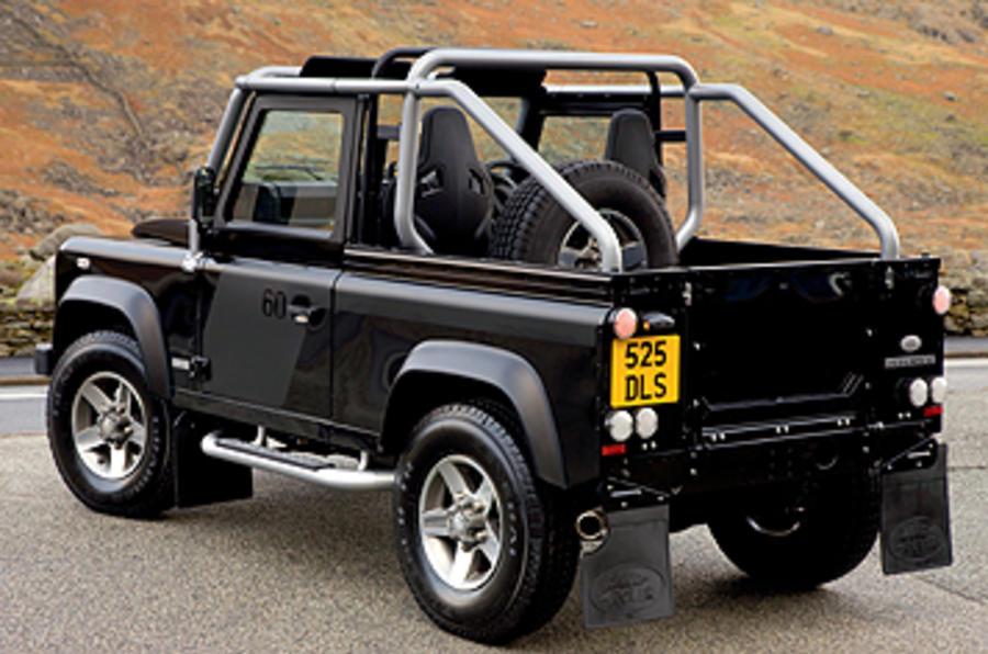 Land Rover Defender Svx Review Autocar