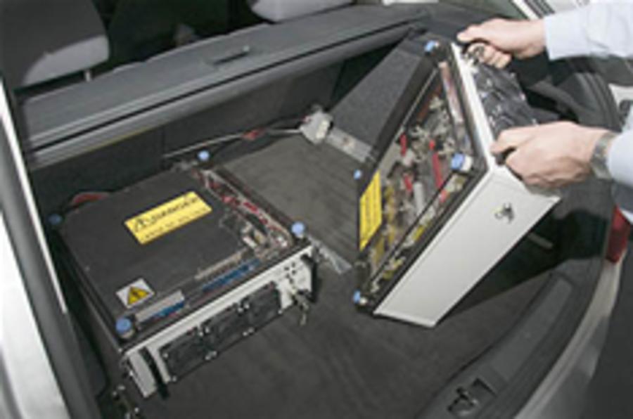 Mira showcases retro-fit hybrid