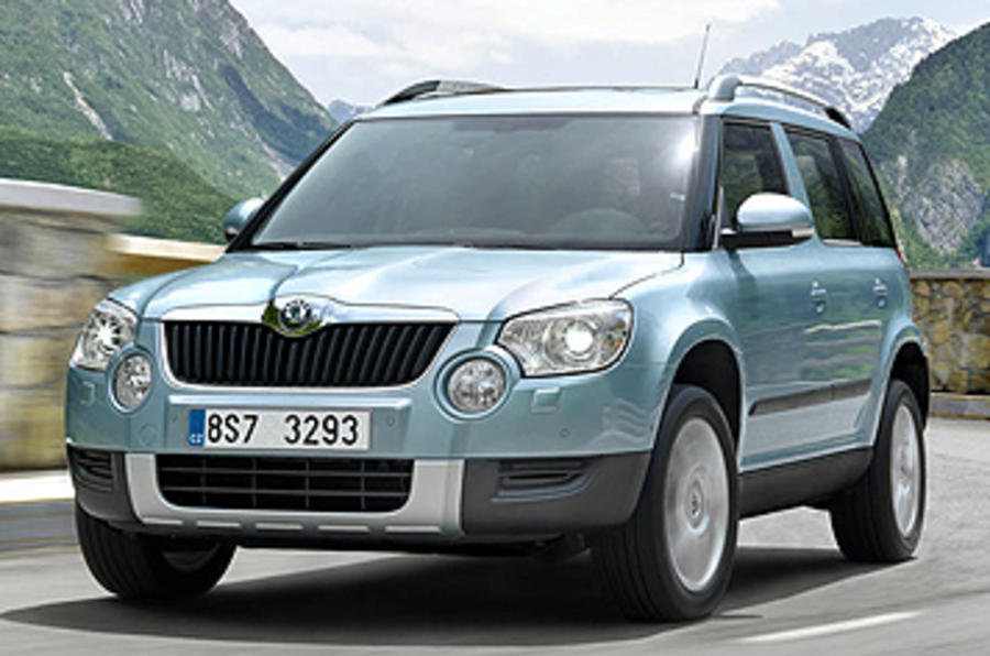 skoda yeti 1 2 tsi dsg review autocar. Black Bedroom Furniture Sets. Home Design Ideas