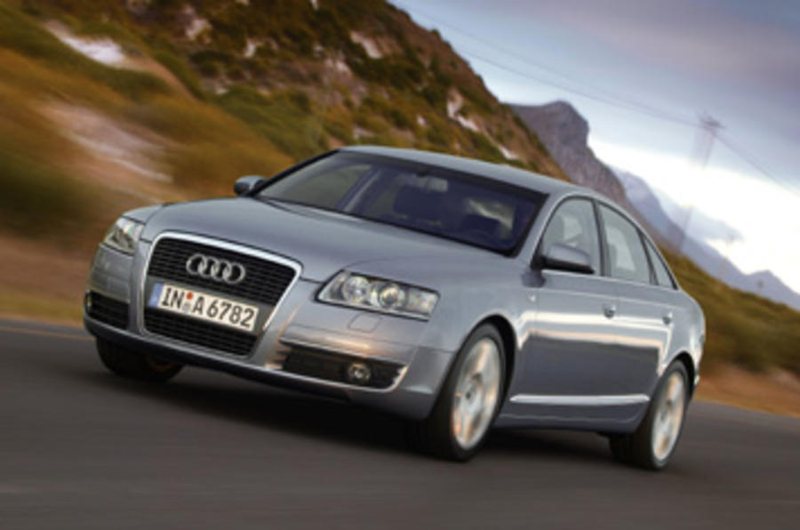 Audi A6 2.8 V6