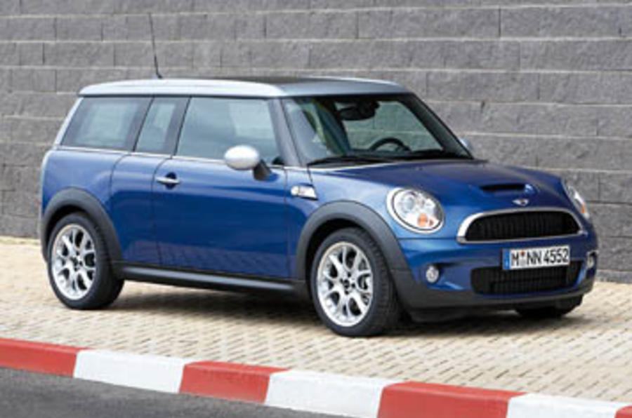 Mini Cooper S Clubman Review Autocar