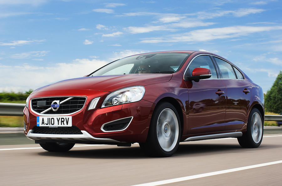 volvo s60 t6 awd review autocar. Black Bedroom Furniture Sets. Home Design Ideas