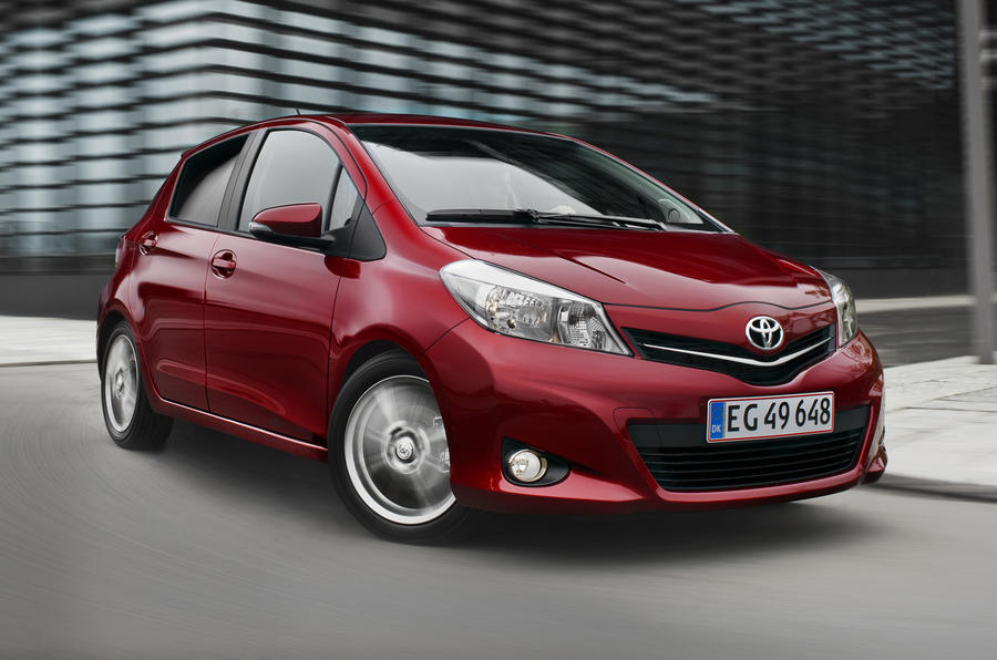 98bhp Toyota Yaris 1.33 TR
