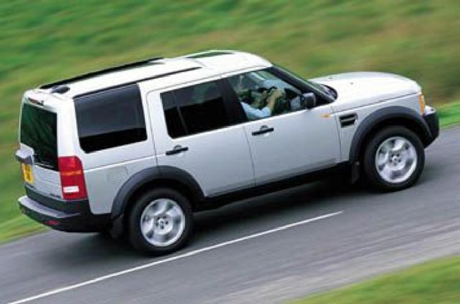 Land Rover Discovery Tdv6 Review Autocar