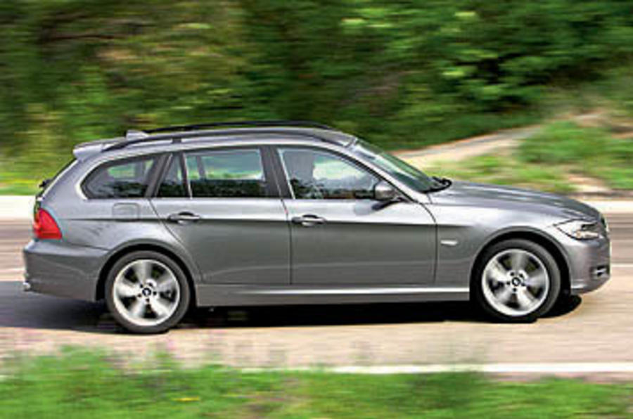 bmw 320d touring review autocar. Black Bedroom Furniture Sets. Home Design Ideas