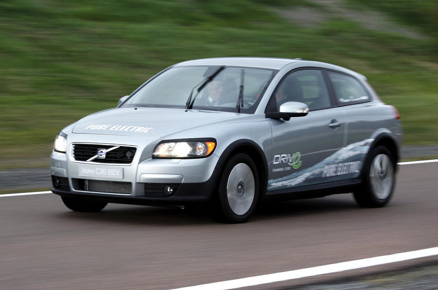 Volvo C30 BEV (electric)