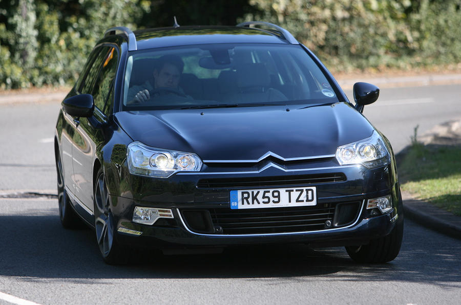 Citroën C5 HDi V6 Estate
