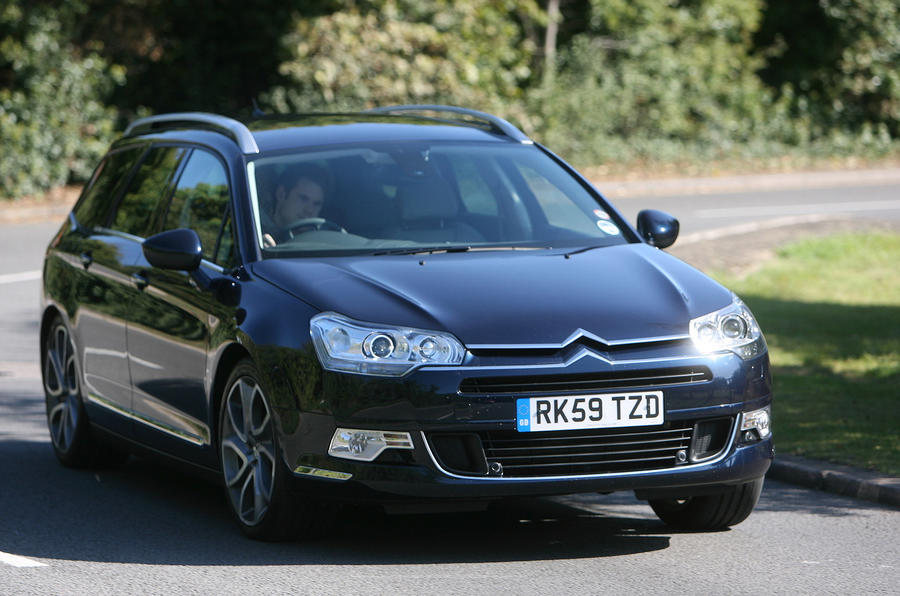 citroen c5 hdi v6 estate review autocar. Black Bedroom Furniture Sets. Home Design Ideas