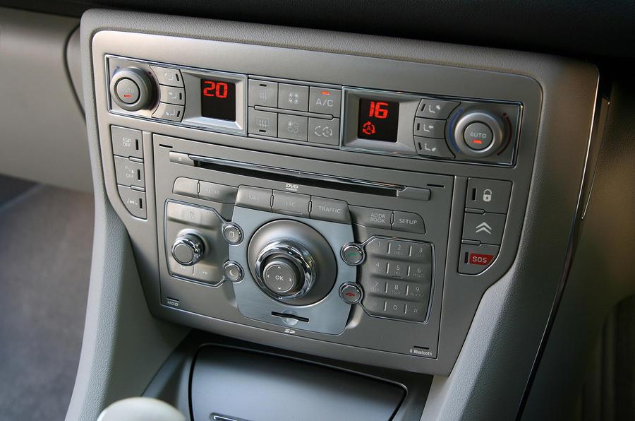 Citroën C5 HDi V6 Estate