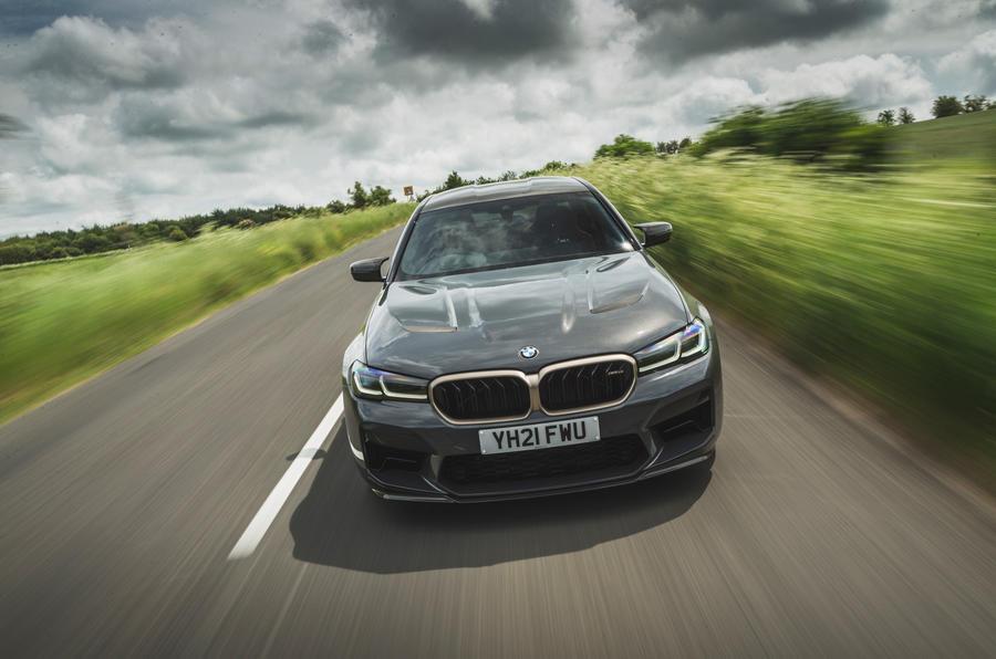 26 BMW M5 CS 2021 RT otr avant
