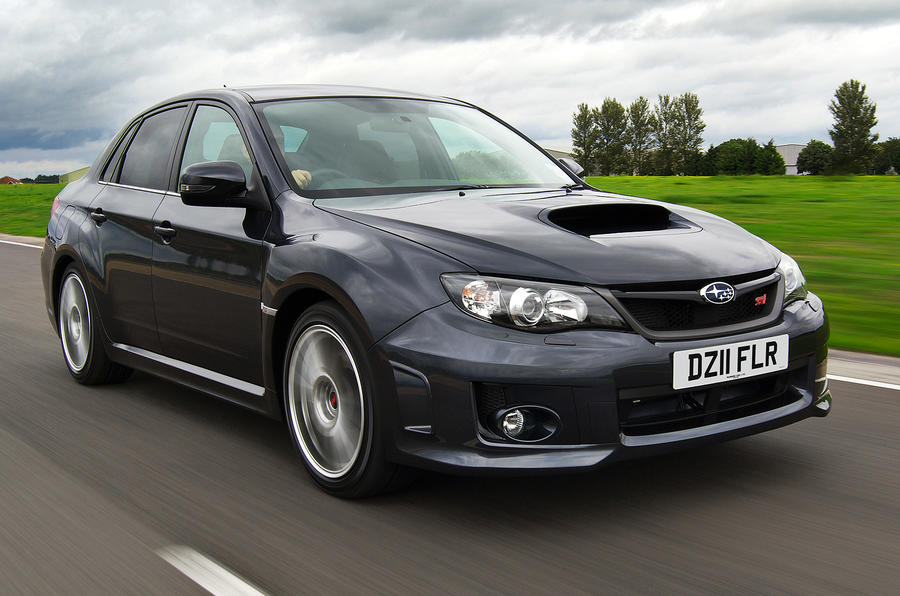 Subaru WRX STI 320R