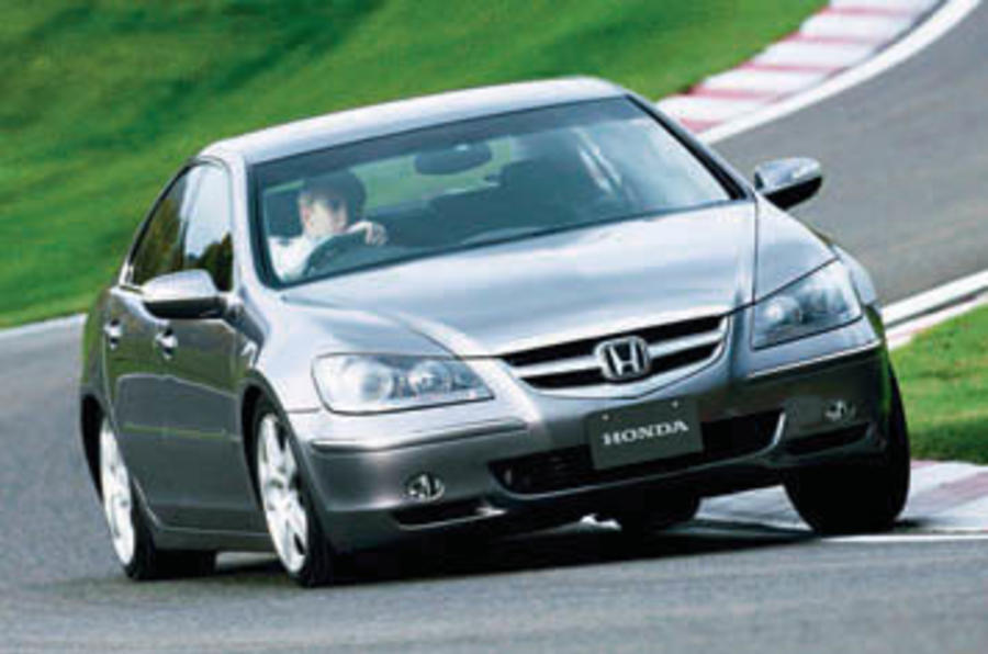 Honda Legend 3.5 V6