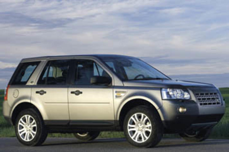 Land Rover Freelander 3 2 Hse Review Autocar