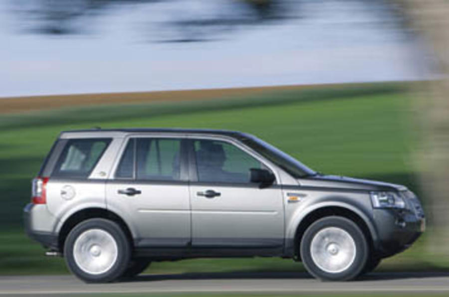 Land Rover Freelander 3.2 HSE