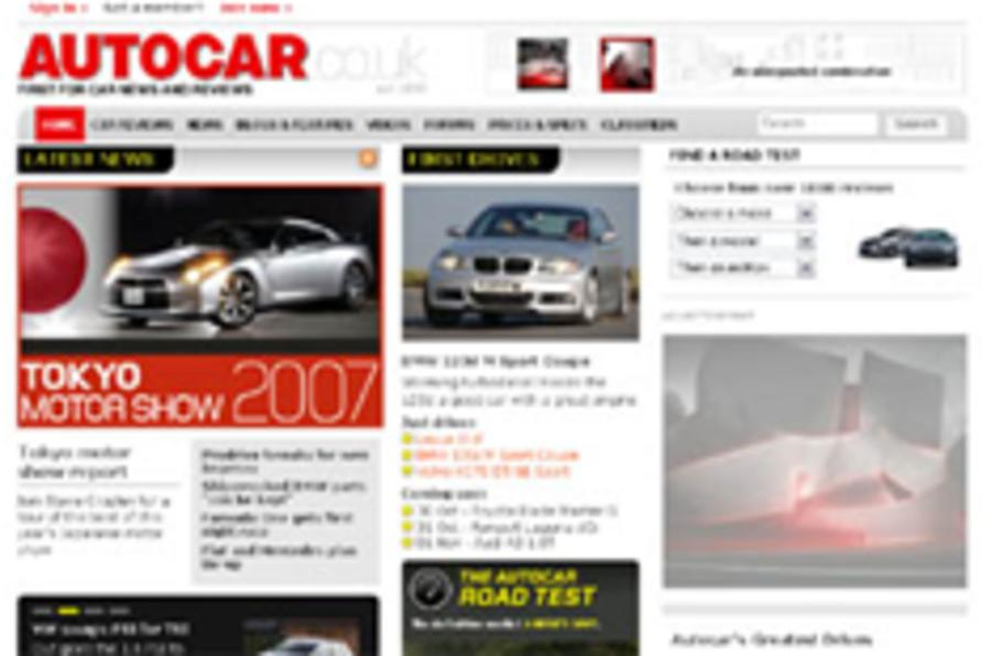 Welcome to the new-look Autocar.co.uk