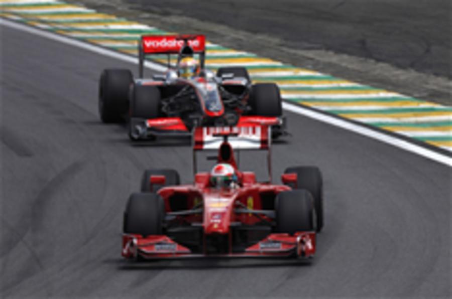 Lewis: 'I don't dream of Ferrari'