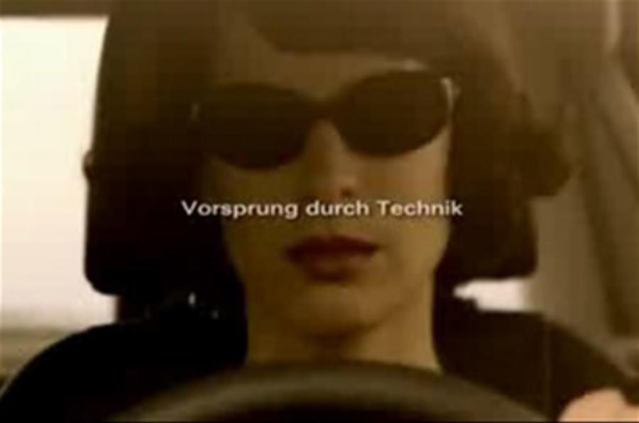 Audi's 'Vorsprung' victory